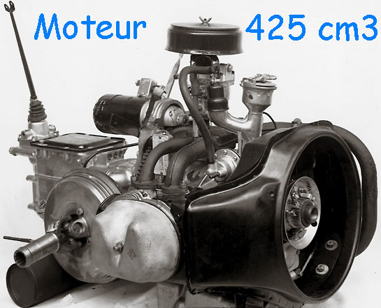 citroen 2cv 425